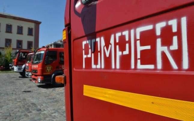 O nouă stație de pompieri și SMURD în județul Neamț