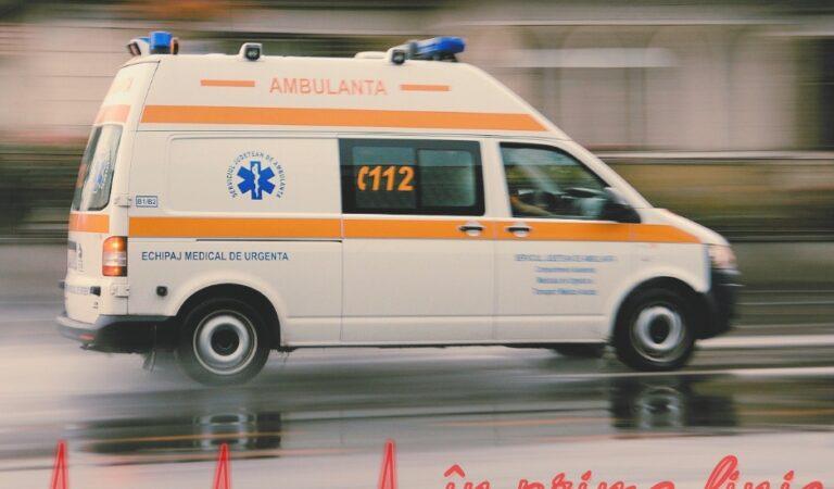 Astăzi, Ziua Națională a Ambulanței. 115 ani de existență în România
