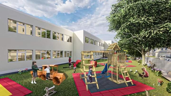 Deputatul Oana Bulai vrea să amenajeze cu forțe propii locul de joacă pentru copii