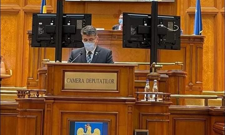 """Laurențiu Leoreanu, deputat: """"Trebuie să fim alături de sectoarele de activitate care s-au confruntat cu problemele generate de situația pandemică"""""""